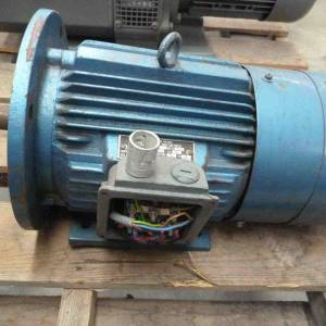 Photo of CMG 3HP 3 PHASE ELECTRIC MOTOR