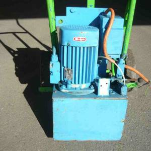 Photo of ELECTRIC HYDRAULIC POWER PACK 3HP