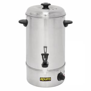 Photo of APURO COMMERCIAL 10 LITRE STAINLESS STEEL URN