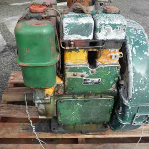 Photo of LISTER LD2 6HP ENGINE