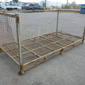 Photo of STEEL OPEN FRONT CAGE