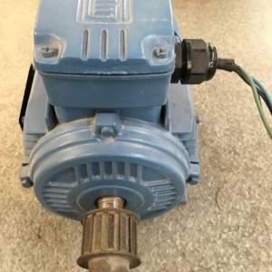 935RPM 3 PHASE ELECTRIC MOTOR