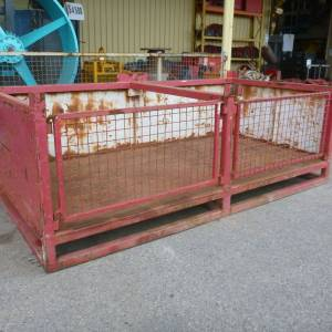Photo of STEEL CAGE HEAVY DUTY WITH REMOVABLE DOORS