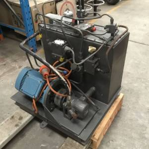 Photo of ELECTRIC HYDRAULIC POWER PACK 3PHASE 5.5HP