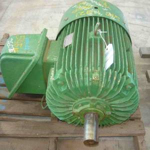 Photo of GEC 75HP 3 PHASE ELECTRIC MOTOR