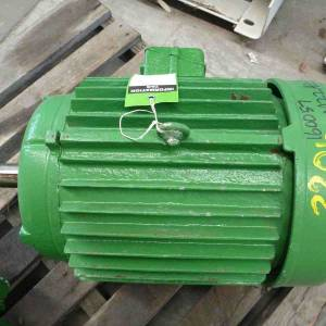 Photo of TOSHIBA 30HP 3 PHASE ELECTRIC MOTOR