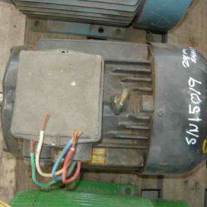 Photo of MECHTRIC 5.5HP 3 PHASE ELECTRIC MOTOR