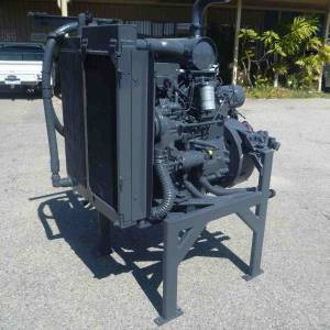 Photo of PERKINS DANFOSS DIESEL HYDRAULIC POWER PACK