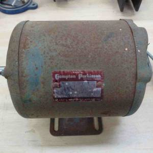 Photo of CROMPTON 3/4HP 240 VOLT ELECTRIC MOTOR