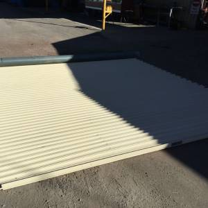 Photo of THOMPSON'S SHUTTERS 3.75M ROLLER SHUTTER