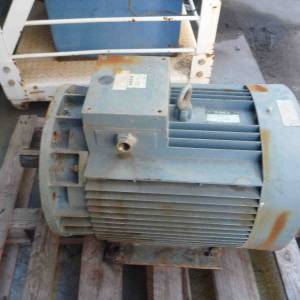Photo of ASEA 60HP 3 PHASE ELECTRIC MOTOR