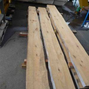 Photo of TIMBER SLABS