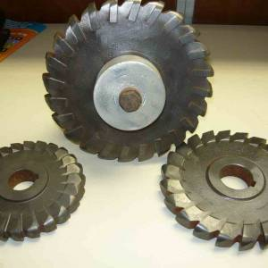 Photo of MILLING CHAIN SPROCKET CUTTERS