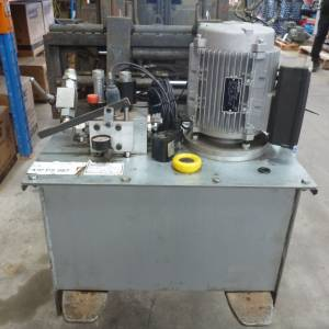 Photo of HYDRAULIC POWER PACK 240 VOLT 4HP