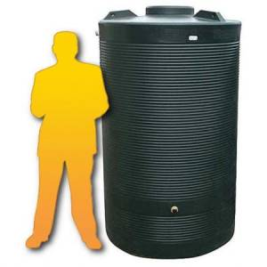 Photo of COERCO 2200 LITRE RAIN WATER TANK