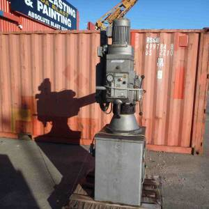 Photo of WITZIG & FRANK VARIAB;LE SPEED RADIAL ARM DRILL