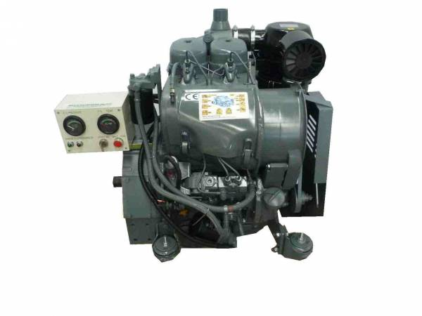 Photo of NEW 27HP AIR COOLED DIESEL ENGINE