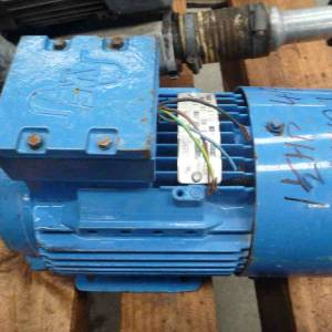 Photo of WESTER ELECTRIC 1.5HP 3 PHASE ELECTRIC MOTOR