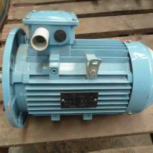 Photo of CMG 4HP 3 PHASE ELECTRIC MOTOR