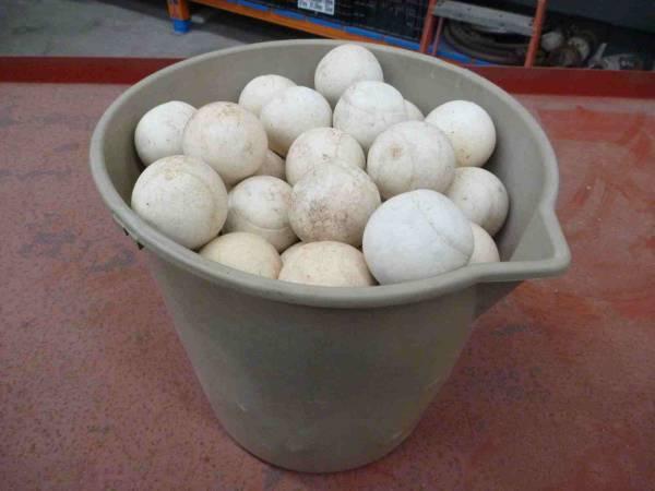 Photo of CERAMIC TUMBLER  BALLS