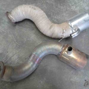 Photo of MARINE STAINLESS STEEL WATER COOLED EXHAUST
