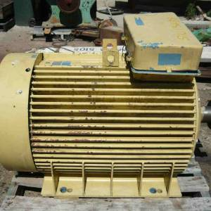 Photo of AAB 175HP 3 PHASE ELECTRIC MOTOR