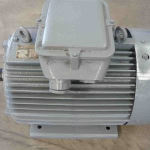Photo of WESTERN ELECTRIC 40HP 3 PHASE ELECTRIC MOTOR