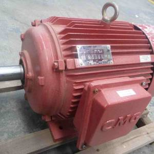 Photo of CMG 10HP 3 PHASE ELECTRIC MOTOR