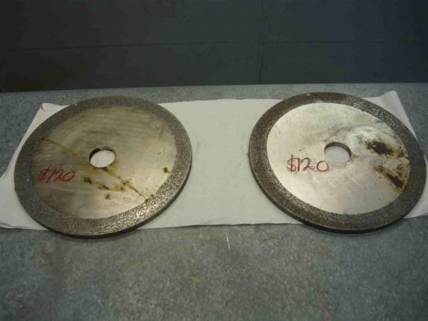 Photo of DIAMOND DISCS