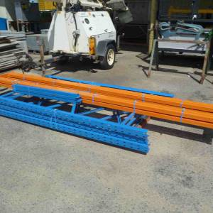 Photo of DEXION PALLET RACKING KIT
