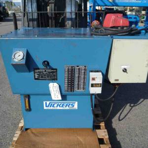 Photo of VICKERS ELECTRIC HYDRAULIC POWER PACK 4500PSI
