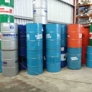 Photo of 44 GALLON STEEL DRUMS (CLEAN)