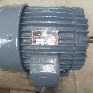 Photo of AIE 7.5HP 3 PHASE ELECTRIC MOTOR