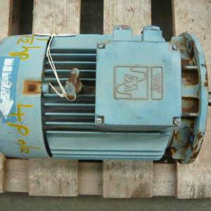 Photo of WESTERN ELECTRIC 5.5HP ELECTRIC MOTOR