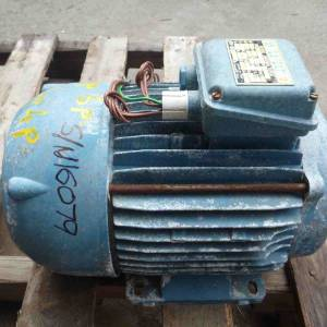Photo of LAFERT 3HP 3 PHASE ELECTRIC MOTOR