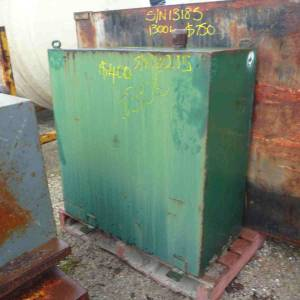 Photo of STEEL TANK