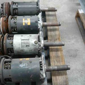 Photo of CROWN RR50000 DRIVE AND BRAKE MOTOR