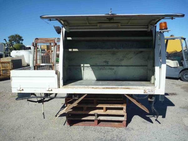 Photo of BOSSTAN HEAVY DUTY UTE TRAY