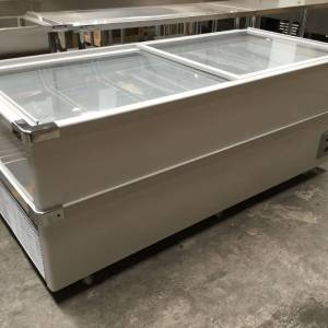 Photo of NORSK JUMBO COMMERCIAL 750 LITRE ISLAND FREEZER