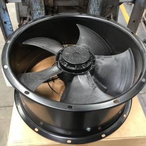 Photo of UNUSED IN-LINE AXIAL FAN 3 PHASE