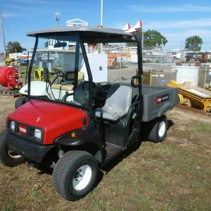 Photo of TORO WORKMAN ELECTRIC UTE
