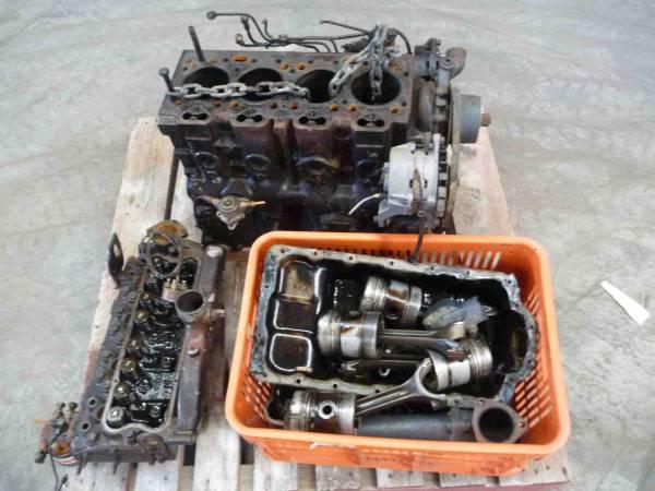 Photo of PERKINS 4236 DIESEL ENGINE