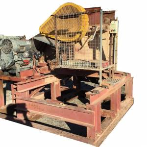Photo of ESSA JC5000 DIESEL DRIVEN JAW CRUSHER AND FEEDERS