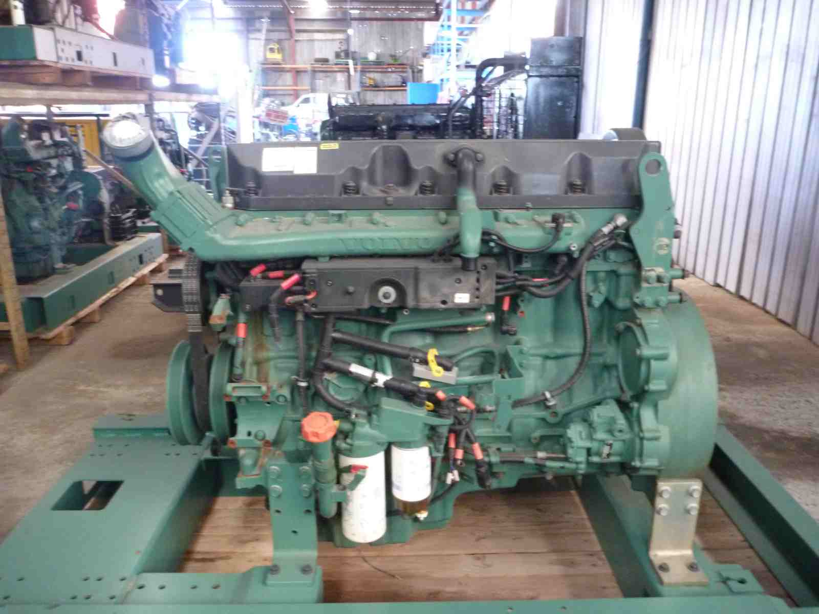 VOLVO PENTA TAD940GE DIESEL ENGINE | Bills Machinery
