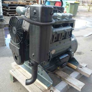Photo of HATZ 3L40 AIR COOLED 40HP DIESEL ENGINE POWER PAK