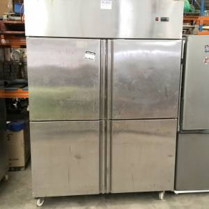 Photo of THERMATECH 1200LITRE 4DOOR STAINLESS STEEL FRIDGE
